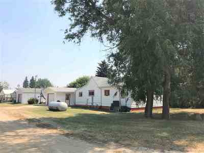 Ryder ND Single Family Home For Sale: $49,900