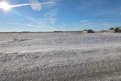 Minot Residential Lots & Land For Sale: South Prairie Estates Lot 4 SW