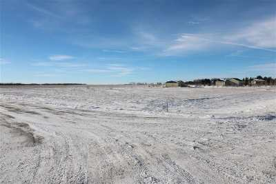 Minot Residential Lots & Land For Sale: South Prairie Estates Lot 5 SW