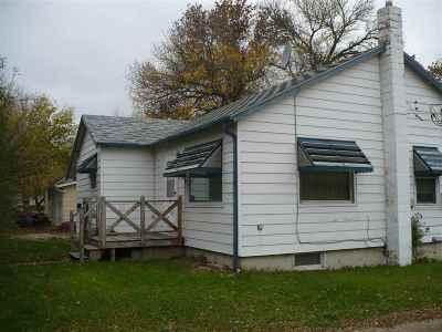 Single Family Home For Sale: 103 NE 2nd Street