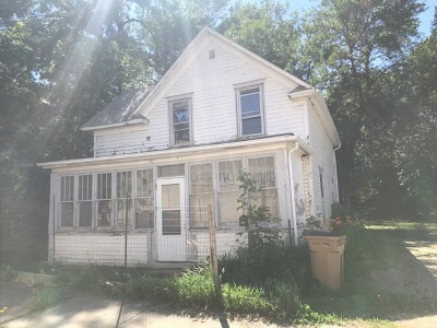Single Family Home For Sale: 508 Summit Drive