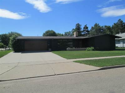 minot Single Family Home For Sale: 138 SW 28th St