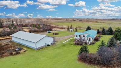 Bottineau County, Burke County, Divide County, McHenry County, McLean County, Mountrail County, Pierce County, Ramsey County, Renville County, Rolette County, Ward County, Wells County, Williams County Single Family Home Contingent: 8989 62nd St NW