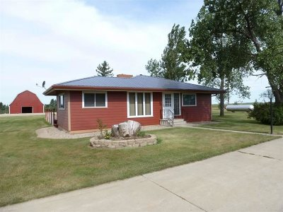 Single Family Home For Sale: 6219 39th St SE