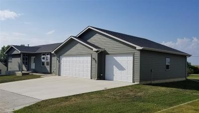 Bottineau County, Burke County, Divide County, McHenry County, McLean County, Mountrail County, Pierce County, Ramsey County, Renville County, Rolette County, Ward County, Wells County, Williams County Single Family Home For Sale: 205 E 4th Avenue