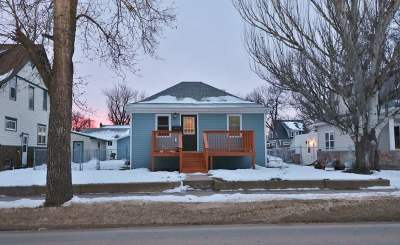 Minot Single Family Home For Sale: 205 6th St NW
