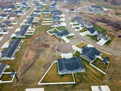 Minot Residential Lots & Land For Sale: 3509 Waggle Way SE