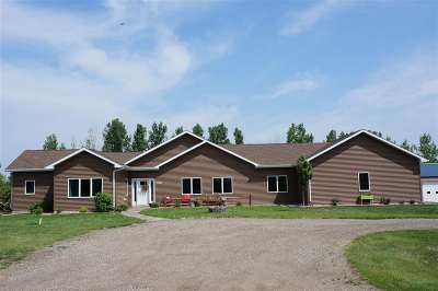 Minot Single Family Home For Sale: 201 NE 54th Ave