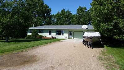 Velva Single Family Home For Sale: 4667 Highway 41