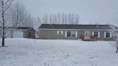 Devils Lake ND Single Family Home Contingent - Hi: $164,000