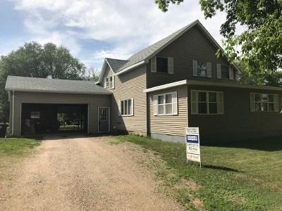 Velva Single Family Home For Sale: 205 W 2nd St