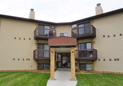 Minot Condo For Sale: 1602 Terrace Drive, Unit 103 #103