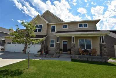 Minot Single Family Home For Sale: 1801 26th Av NW