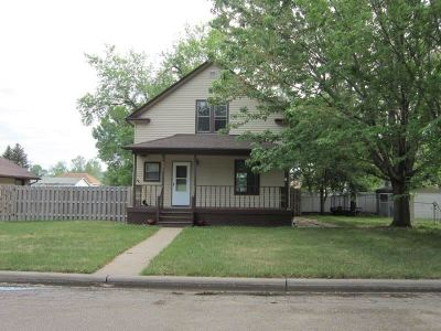 Velva Single Family Home For Sale: 303 3rd Ave W