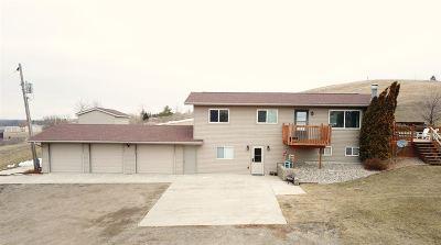 Burlington Single Family Home For Sale: 8620 Cty Rd 15 W