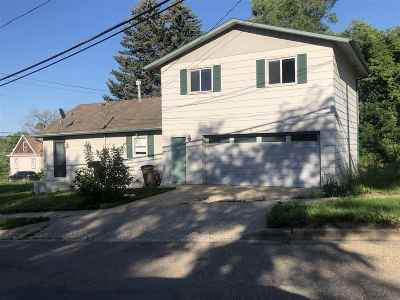 minot Single Family Home For Sale: 501 7th St SE