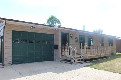 Minot Single Family Home For Sale: 2139 1st Ave SW