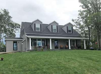 Single Family Home For Sale: 415 Long Lake E