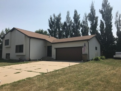 Minot Single Family Home For Sale: 905 25 1/2 Ave