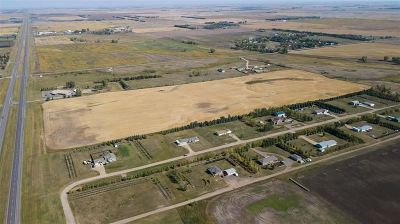 Minot Residential Lots & Land For Sale: 5500 Blk N Hwy 83 NW