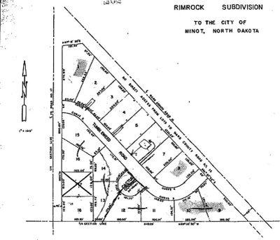 Minot Residential Lots & Land For Sale: 5300 NW Tumbleweed Road
