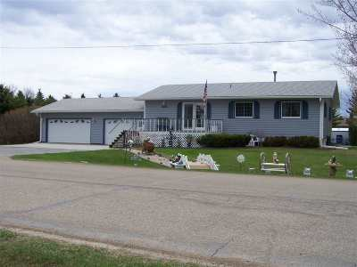 Bottineau County, Burke County, Divide County, McHenry County, McLean County, Mountrail County, Pierce County, Ramsey County, Renville County, Rolette County, Ward County, Wells County, Williams County Single Family Home For Sale: 408 NE 4th Ave