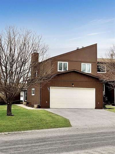 Bottineau County, Burke County, Divide County, McHenry County, McLean County, Mountrail County, Pierce County, Ramsey County, Renville County, Rolette County, Ward County, Wells County, Williams County Condo For Sale: 1571 16th St NW