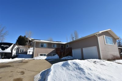minot Single Family Home For Sale: 1708 NW Terrace Dr