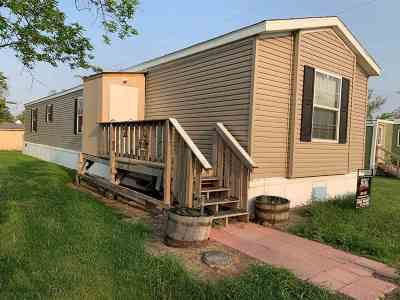 Bottineau County, Burke County, Divide County, McHenry County, McLean County, Mountrail County, Pierce County, Ramsey County, Renville County, Rolette County, Ward County, Wells County, Williams County Mobile Home For Sale: 1 Mobile Home Estates