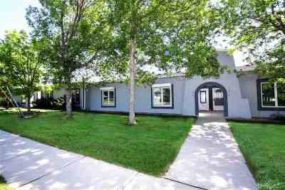 Minot Townhouse For Sale: 1615 4th St SW