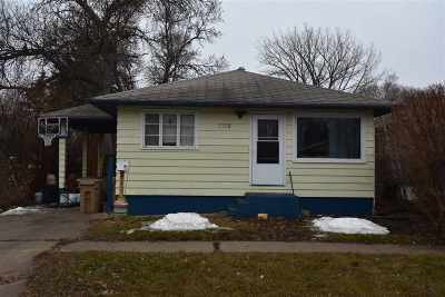 minot Single Family Home For Sale: 1118 6th Ave NE