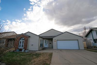 Minot Single Family Home For Sale: 1620 SW Centennial St