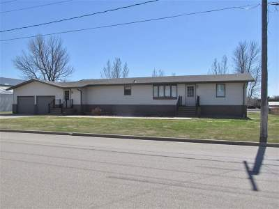 Bottineau County, Burke County, Divide County, McHenry County, McLean County, Mountrail County, Pierce County, Ramsey County, Renville County, Rolette County, Ward County, Wells County, Williams County Single Family Home For Sale: 310 1st Street NE