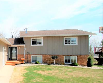 Minot Single Family Home For Sale: 10 Glacial Ct NW