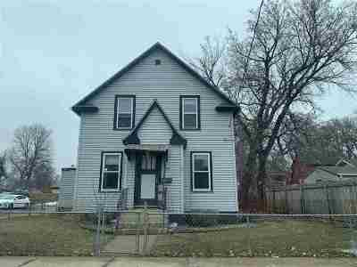 Minot Single Family Home For Sale: 108 6th Ave NE