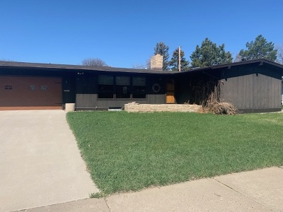 Minot Single Family Home For Sale: 138 28th St SW