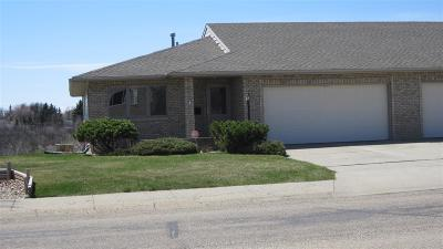 Bottineau County, Burke County, Divide County, McHenry County, McLean County, Mountrail County, Pierce County, Ramsey County, Renville County, Rolette County, Ward County, Wells County, Williams County Townhouse For Sale: 1723 16th St NW #1723