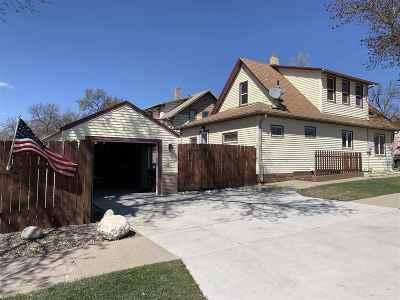 minot Single Family Home For Sale: 826 1st St SE