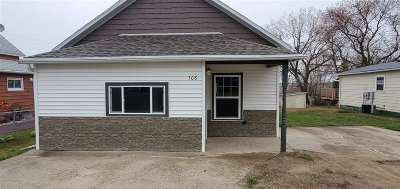 Single Family Home For Sale: 508 Jacobson Ave