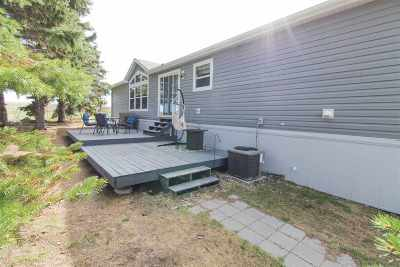 Single Family Home For Sale: 164 S Rice Lake Rd.