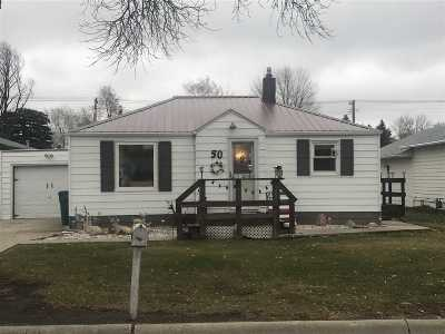 Single Family Home For Sale: 50 SE 4th St