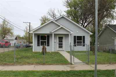 Minot ND Single Family Home For Sale: $135,000