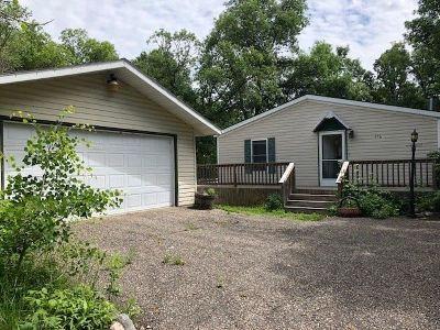 Lake Metigoshe Single Family Home For Sale: 156 Squaw Point Rd