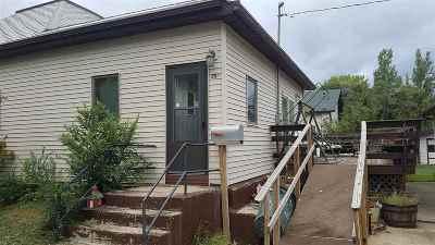 Berthold Single Family Home For Sale: 200 Tyler St