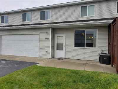 Minot ND Condo For Sale: $179,500