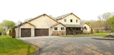minot Single Family Home For Sale: 625 37th St SW