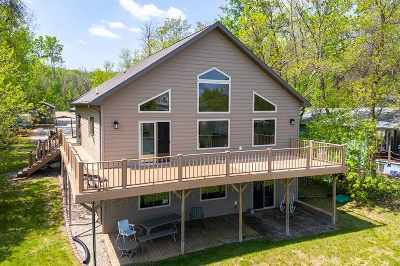 Bottineau Single Family Home For Sale: 132 Sunset Bay Rd
