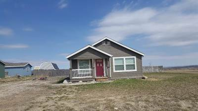 Williston ND Single Family Home Contingent - Hi: $123,000