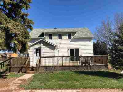 Plaza ND Single Family Home For Sale: $44,900