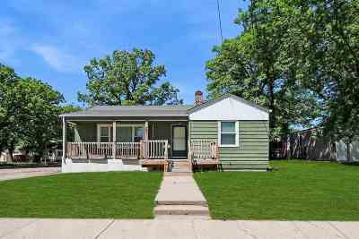minot Single Family Home For Sale: 301 5th Street NW